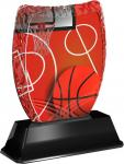 Basketball Acryltrophäe ACE2018M7